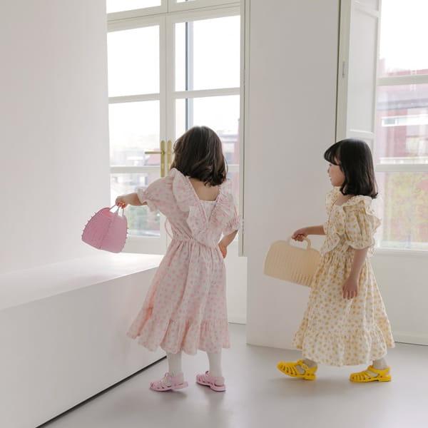 HERE I AM - Korean Children Fashion - #Kfashion4kids - Burney One-piece - 2