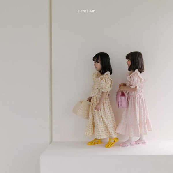 HERE I AM - Korean Children Fashion - #Kfashion4kids - Burney One-piece - 3