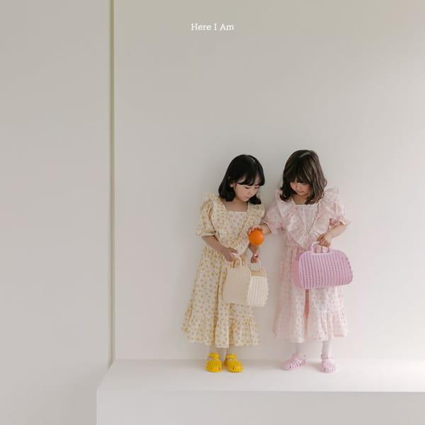 HERE I AM - Korean Children Fashion - #Kfashion4kids - Burney One-piece - 4