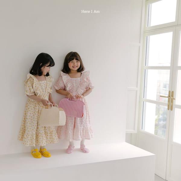 HERE I AM - Korean Children Fashion - #Kfashion4kids - Burney One-piece - 5