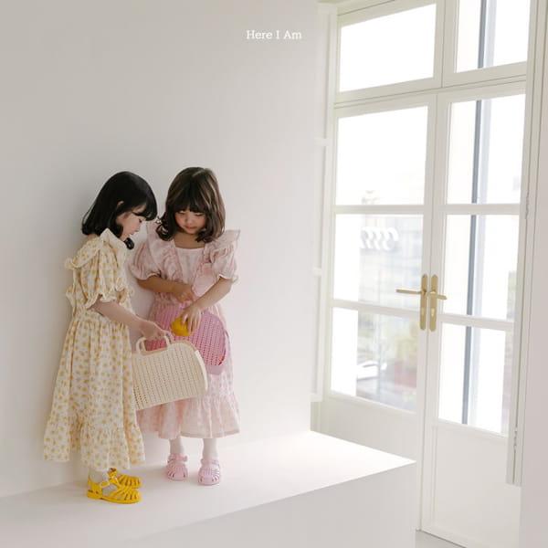 HERE I AM - Korean Children Fashion - #Kfashion4kids - Burney One-piece - 6