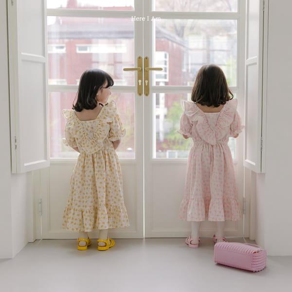 HERE I AM - Korean Children Fashion - #Kfashion4kids - Burney One-piece - 7