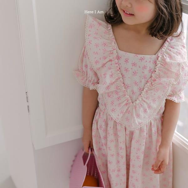 HERE I AM - Korean Children Fashion - #Kfashion4kids - Burney One-piece - 9