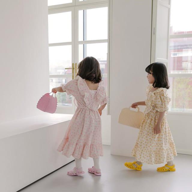 HERE I AM - BRAND - Korean Children Fashion - #Kfashion4kids - Burney One-piece