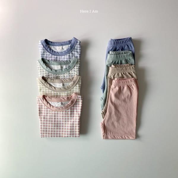 HERE I AM - Korean Children Fashion - #Kfashion4kids - Maple Easywear - 10