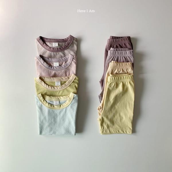 HERE I AM - Korean Children Fashion - #Kfashion4kids - Maple Easywear - 11