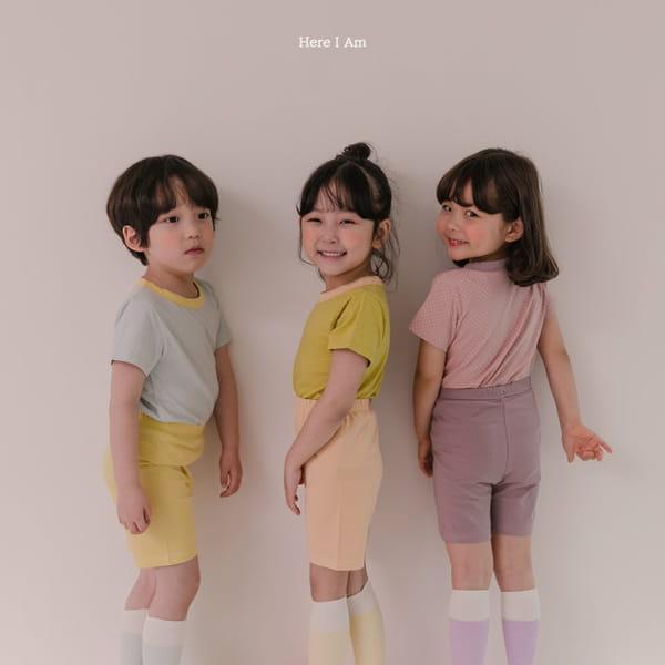 HERE I AM - Korean Children Fashion - #Kfashion4kids - Maple Easywear - 2