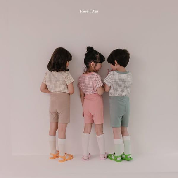 HERE I AM - Korean Children Fashion - #Kfashion4kids - Maple Easywear - 3