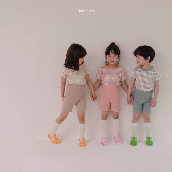 HERE I AM - Korean Children Fashion - #Kfashion4kids - Maple Easywear - 4