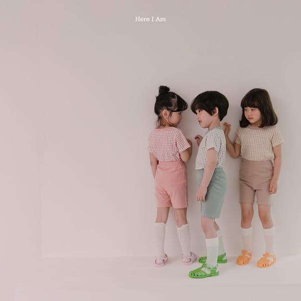 HERE I AM - Korean Children Fashion - #Kfashion4kids - Maple Easywear - 5