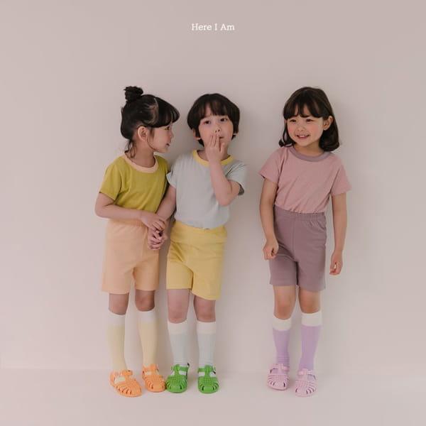 HERE I AM - Korean Children Fashion - #Kfashion4kids - Maple Easywear - 6