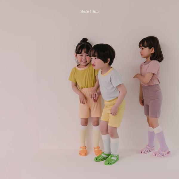 HERE I AM - Korean Children Fashion - #Kfashion4kids - Maple Easywear - 7