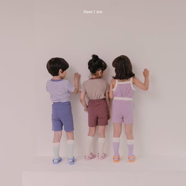 HERE I AM - Korean Children Fashion - #Kfashion4kids - Maple Easywear - 8