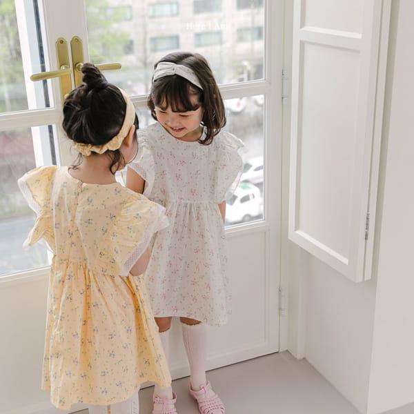 HERE I AM - Korean Children Fashion - #Kfashion4kids - Drape One-piece - 8