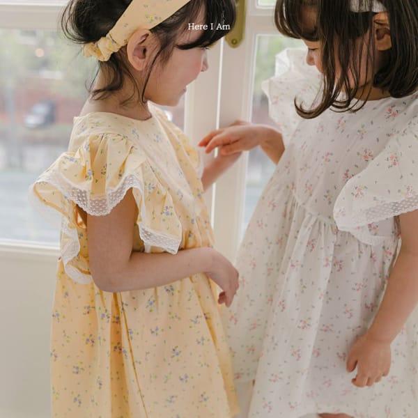 HERE I AM - Korean Children Fashion - #Kfashion4kids - Drape One-piece - 9