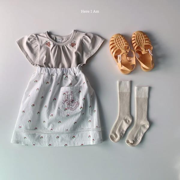 HERE I AM - Korean Children Fashion - #Kfashion4kids - Heidi Skirt - 11
