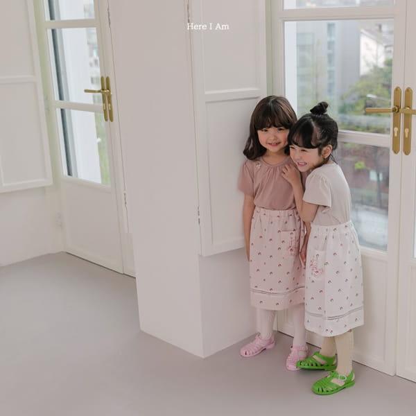 HERE I AM - Korean Children Fashion - #Kfashion4kids - Heidi Skirt - 4