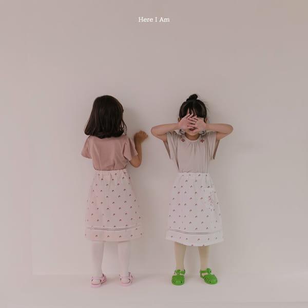 HERE I AM - Korean Children Fashion - #Kfashion4kids - Heidi Skirt - 5