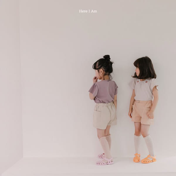 HERE I AM - Korean Children Fashion - #Kfashion4kids - Flip Pants - 6