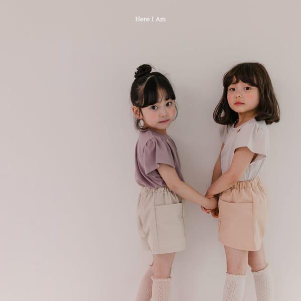 HERE I AM - Korean Children Fashion - #Kfashion4kids - Flip Pants - 7