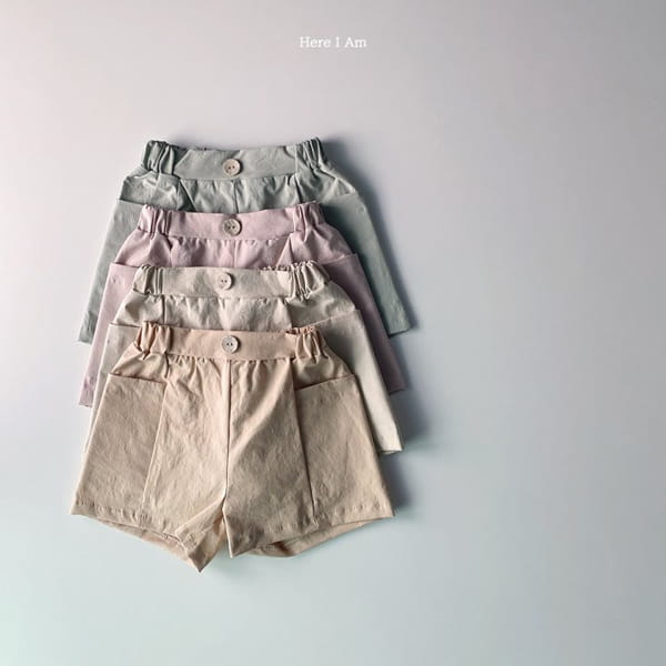 HERE I AM - Korean Children Fashion - #Kfashion4kids - Flip Pants - 8