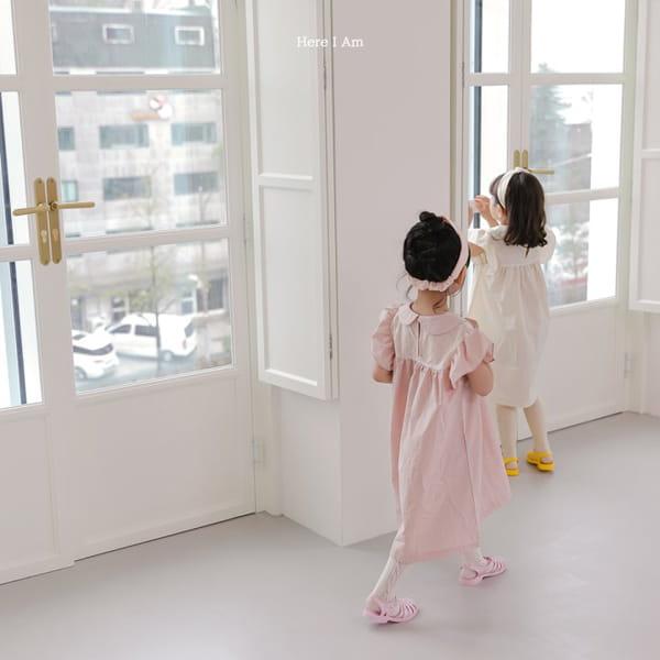 HERE I AM - Korean Children Fashion - #Kfashion4kids - Flowery One-piece - 10