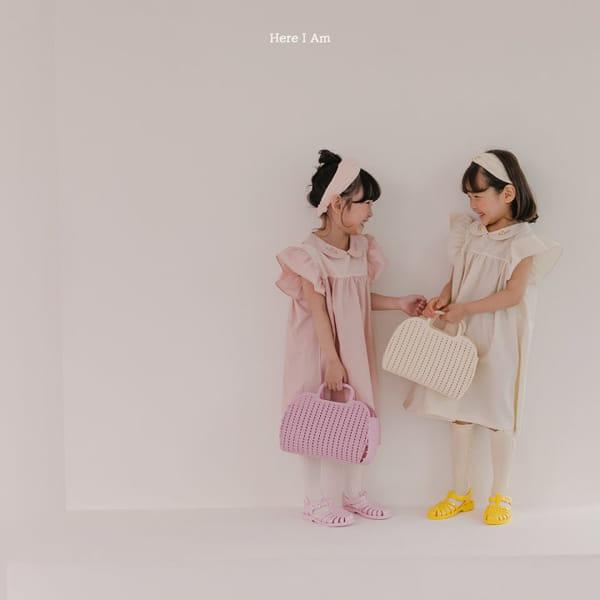 HERE I AM - Korean Children Fashion - #Kfashion4kids - Flowery One-piece - 7