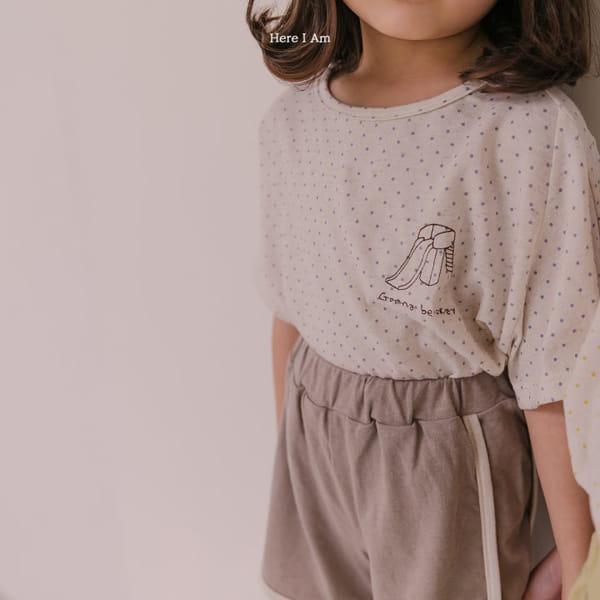 HERE I AM - Korean Children Fashion - #Kfashion4kids - Play Top Bottom Set - 7