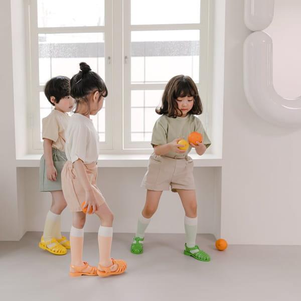 HERE I AM - Korean Children Fashion - #Kfashion4kids - French Tee - 7