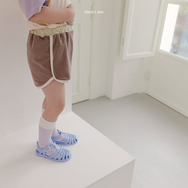 HERE I AM - Korean Children Fashion - #Kfashion4kids - Plate Top Bottom Set - 7