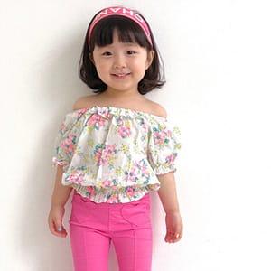 LAGO - BRAND - Korean Children Fashion - #Kfashion4kids - Bobby Blouse