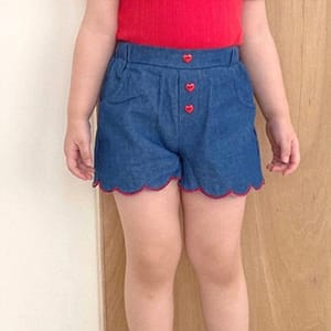 LAGO - BRAND - Korean Children Fashion - #Kfashion4kids - Wave Pants
