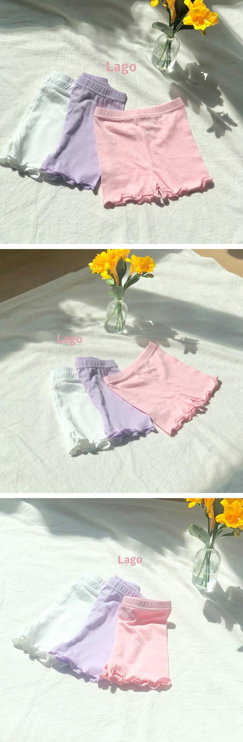 LAGO - Korean Children Fashion - #Kfashion4kids - Modal Span Underpants