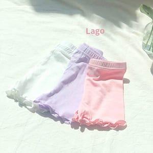 LAGO - BRAND - Korean Children Fashion - #Kfashion4kids - Modal Span Underpants