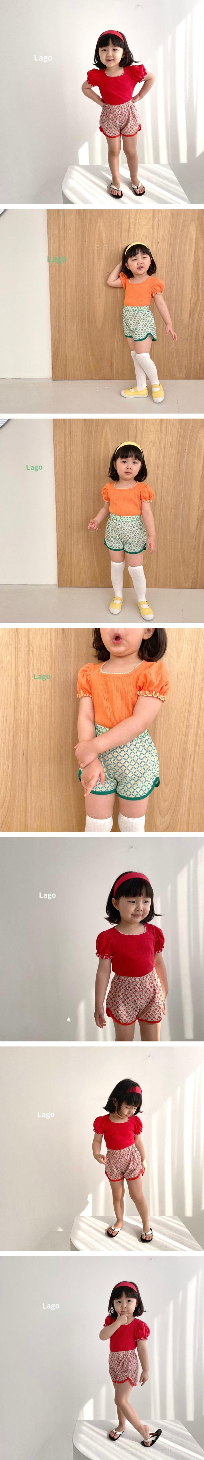 LAGO - Korean Children Fashion - #Kfashion4kids - Dongbeak Pants