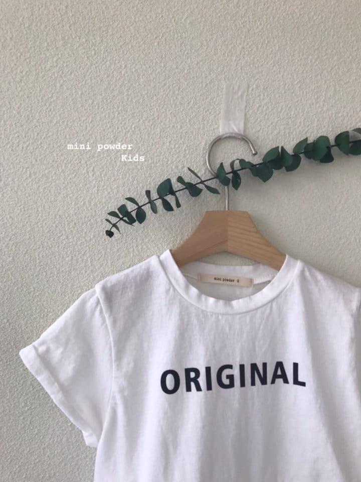 MINI POWDER - Korean Children Fashion - #Kfashion4kids - Original Frill One-piece - 8