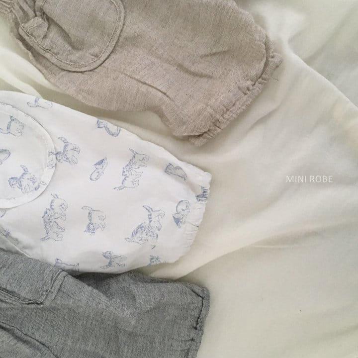 MINI ROBE - Korean Children Fashion - #Kfashion4kids - Sue Sue Pants - 10
