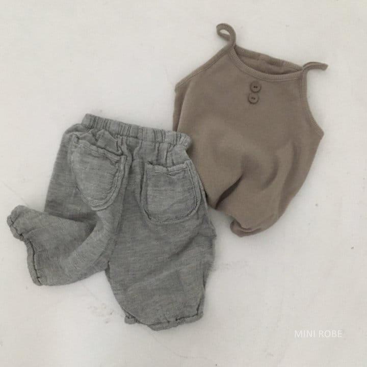 MINI ROBE - Korean Children Fashion - #Kfashion4kids - Sue Sue Pants - 4