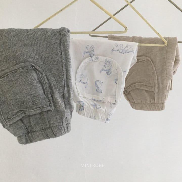 MINI ROBE - Korean Children Fashion - #Kfashion4kids - Sue Sue Pants - 7