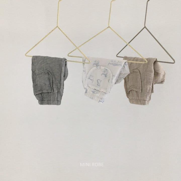 MINI ROBE - Korean Children Fashion - #Kfashion4kids - Sue Sue Pants - 8