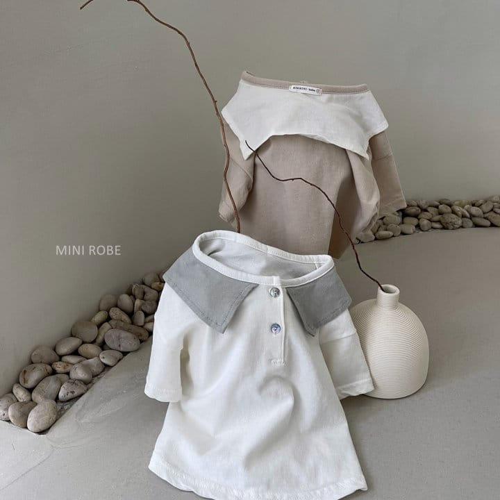 MINI ROBE - Korean Children Fashion - #Kfashion4kids - Sailor Tee - 2