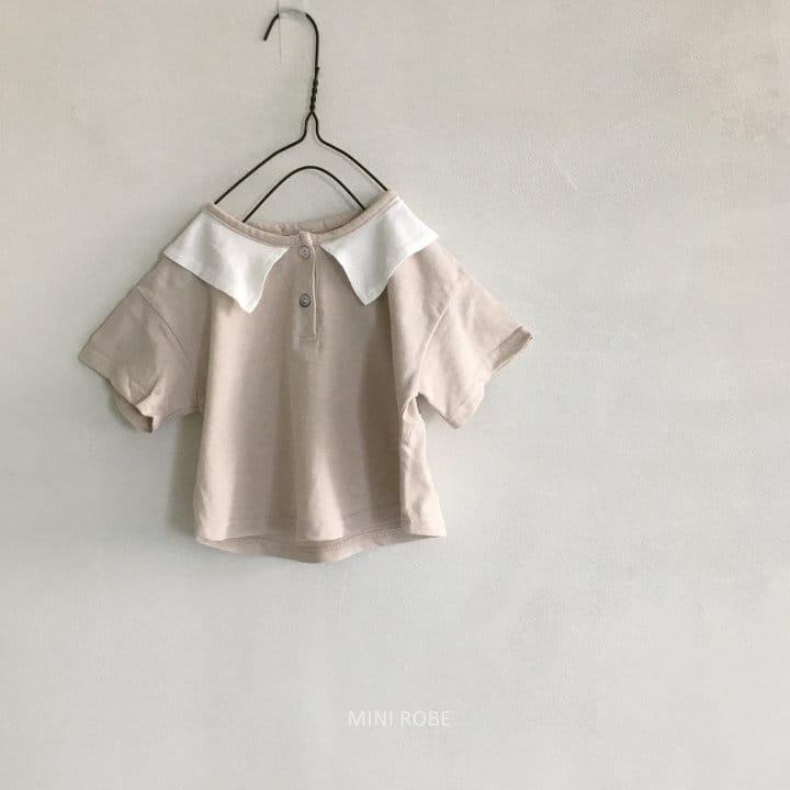 MINI ROBE - Korean Children Fashion - #Kfashion4kids - Sailor Tee - 3