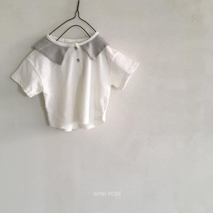 MINI ROBE - Korean Children Fashion - #Kfashion4kids - Sailor Tee - 4