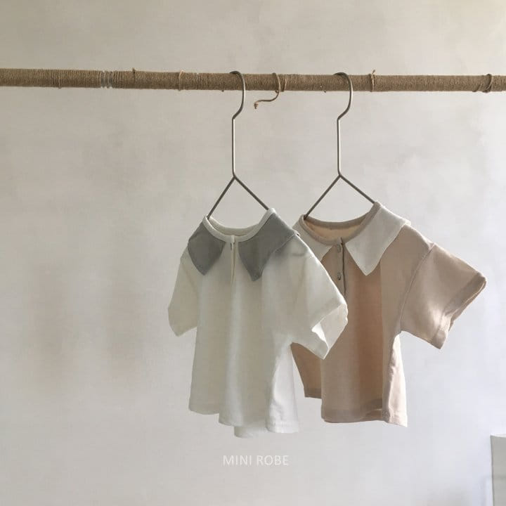 MINI ROBE - Korean Children Fashion - #Kfashion4kids - Sailor Tee - 5