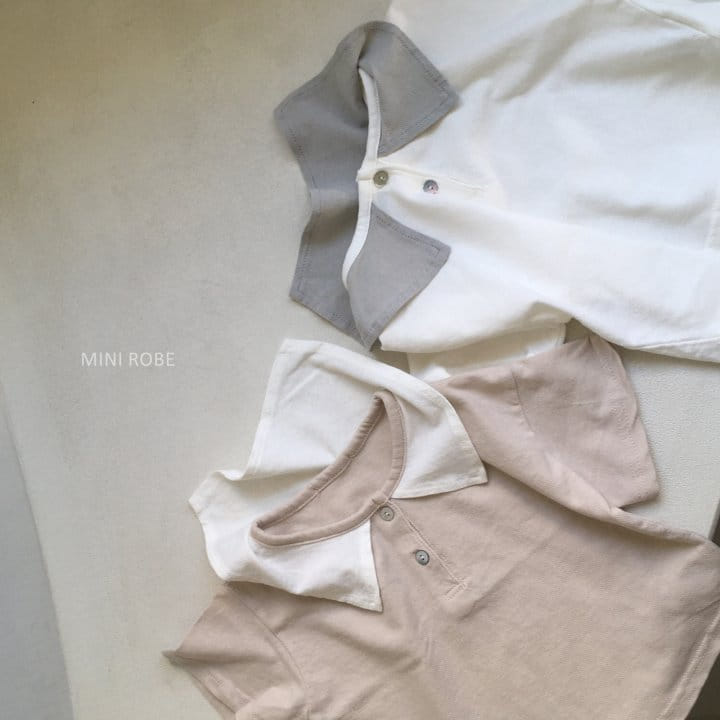 MINI ROBE - Korean Children Fashion - #Kfashion4kids - Sailor Tee - 7