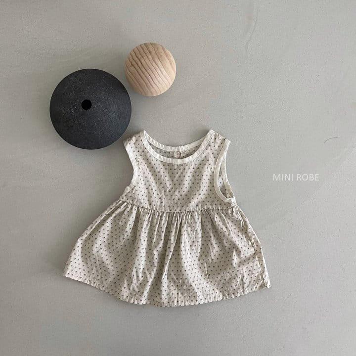 MINI ROBE - Korean Children Fashion - #Kfashion4kids - Milk Blouse - 2