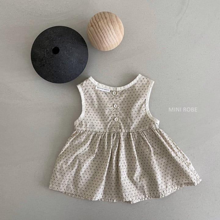 MINI ROBE - Korean Children Fashion - #Kfashion4kids - Milk Blouse - 3