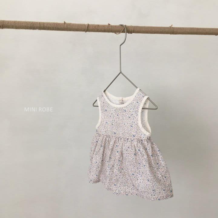 MINI ROBE - Korean Children Fashion - #Kfashion4kids - Milk Blouse - 4