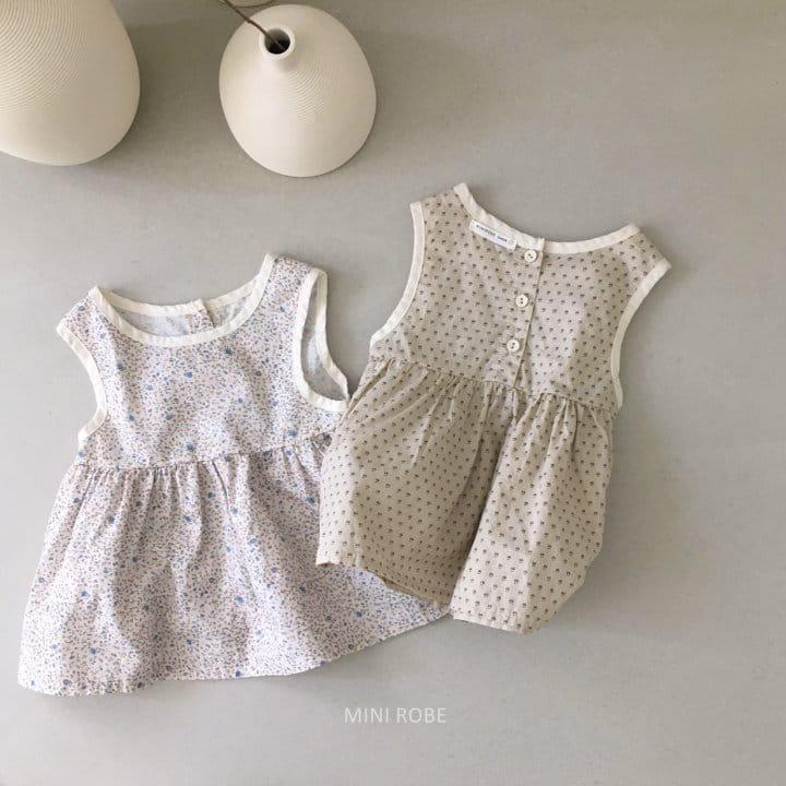 MINI ROBE - Korean Children Fashion - #Kfashion4kids - Milk Blouse - 5