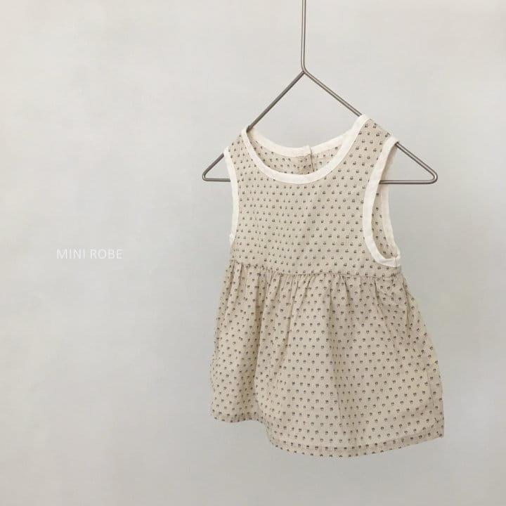 MINI ROBE - Korean Children Fashion - #Kfashion4kids - Milk Blouse - 6